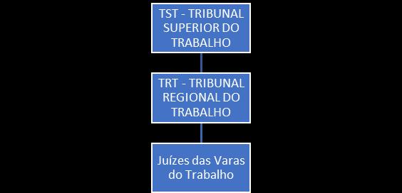 Organograma JT